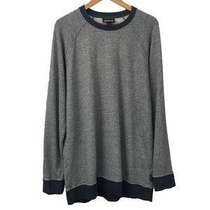 Patagonia Gray Men's Long Sleeve Sweater XL